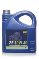 Z5 10W-40 API SN/CF (полусинтетика)