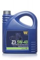 Z3 5W-40 API SL/CF (синтетика)