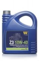 Z3 10W-40 API SL/CF (полусинтетика)