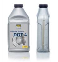 WEGO Тормозная жидкость WEGO DOT4