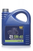 Z5 5W-40 API SN/CF (синтетика)
